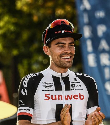 Wielrenners van Team Sunweb voortaan in het rood op de fiets