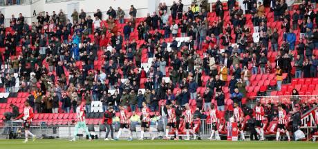 PSV mag komend weekend geen toeschouwers toelaten in het Philips Stadion