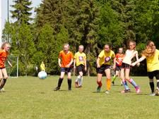Volop voetbalplezier tussen scholen ondanks hoge temperatuur