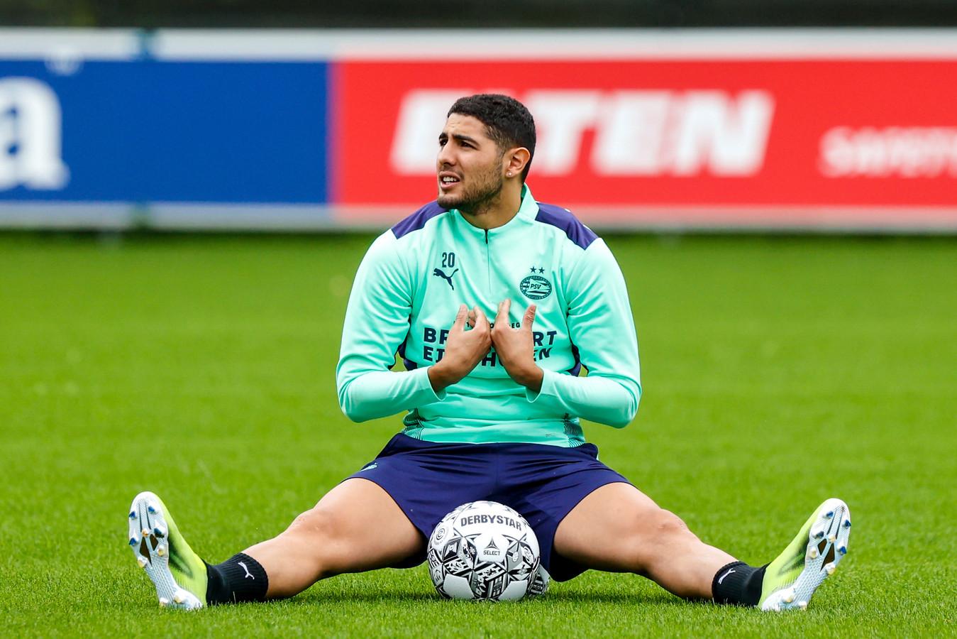 Maxi Romero keert terug bij PSV.