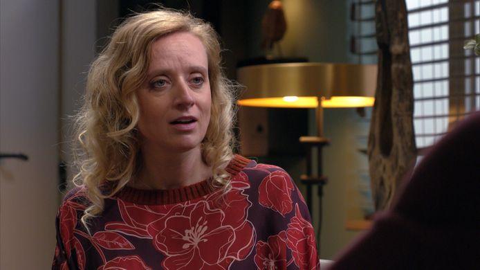 Vanya Wellens (Femke) in 'Thuis'