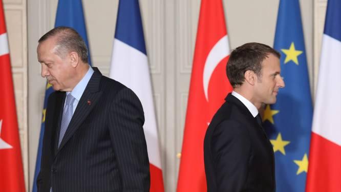 Erdogan questionne la santé mentale de Macron