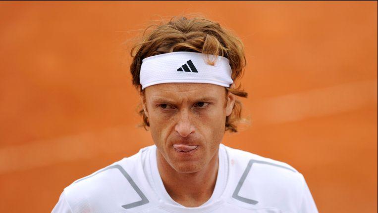 Dick Norman neemt afscheid van het tennis Beeld PHOTO_NEWS