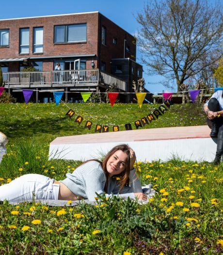 Fenne wil nooit meer uit de stad weg: 'Ik ben een echt Rotterdammertje'