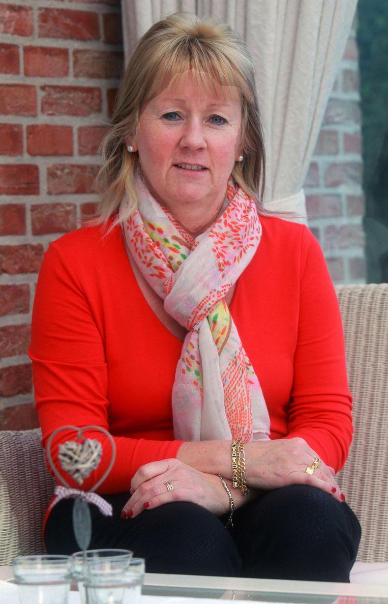 Burgemeester in spe Annick Vermeulen.