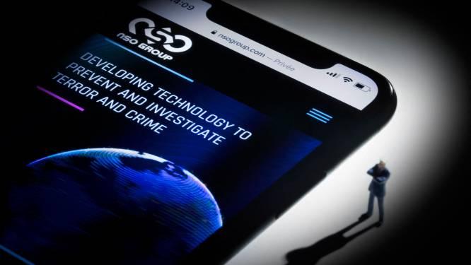 Smartphones van vijf Franse ministers gehackt met Pegasus-software