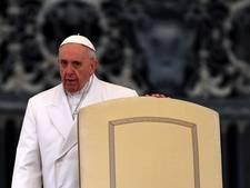 Paus: Beter atheïst dan hypocriete katholiek