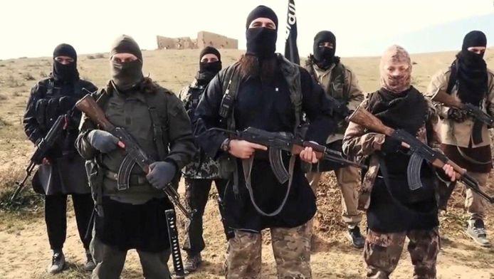 """Jürgen Todenhöfer ajoute que l''État Islamique contrôle aujourd'hui un territoire plus grand que le Royaume-Uni. Les djihadistes comptent sur le soutien d'une """"armée de combattants enthousiastes""""."""