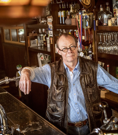 Gerald Keizer: van krantenbezorger tot Oldenzaalse cafébaas