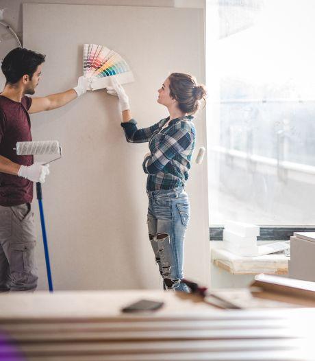 Comment peindre vos murs ou vos plafonds? Évitez ces erreurs