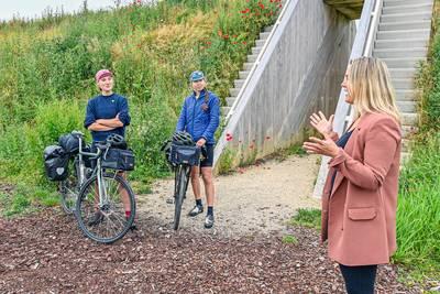 Deze nieuwe fietsroute van 410 kilometer gaat langs natuur, cultuur en historie in de regio