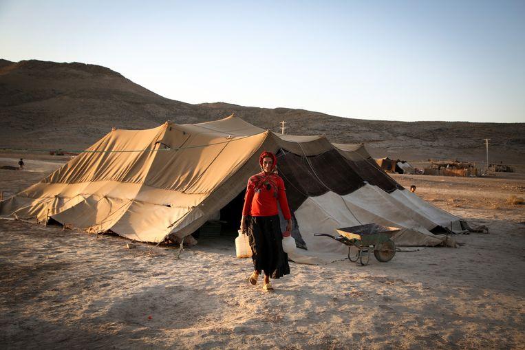 'Waarom zitten we in een tent met een vuurtje als we in een huis met een magnetron kunnen wonen?' Beeld Getty Images