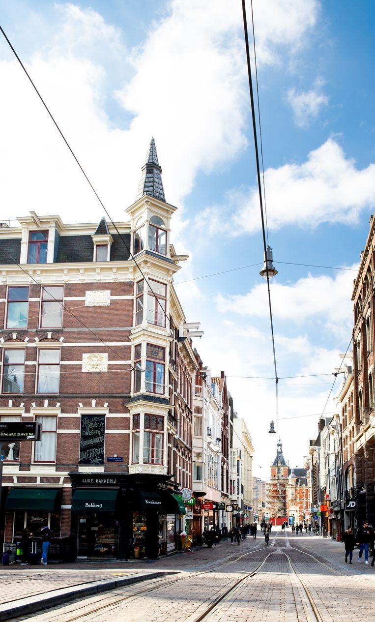 Leidsestraat. Beeld Marjolein van Damme
