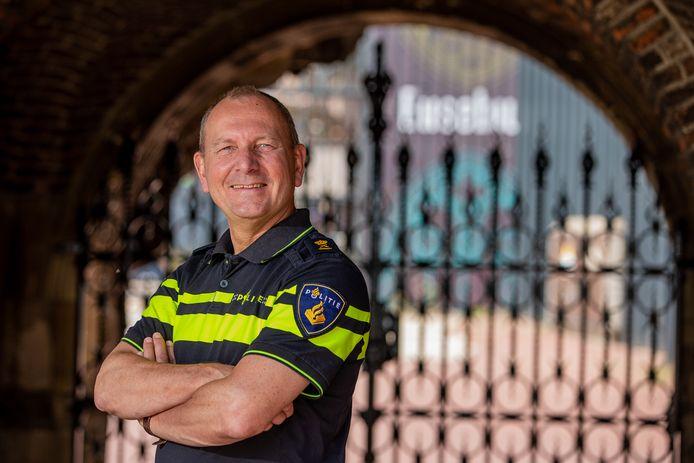 Oud-hoofdcommissaris Pim Miltenburg maakte een hoop mee in zijn 46 jaar dienst bij de politie.