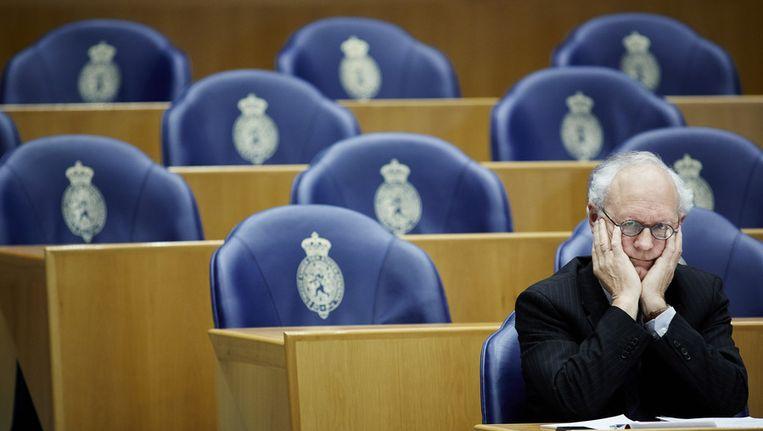 SP-Kamerlid Jan de Wit. Beeld anp