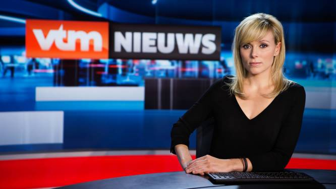 Cathérine Moerkerke keert terug naar 'VTM Nieuws'