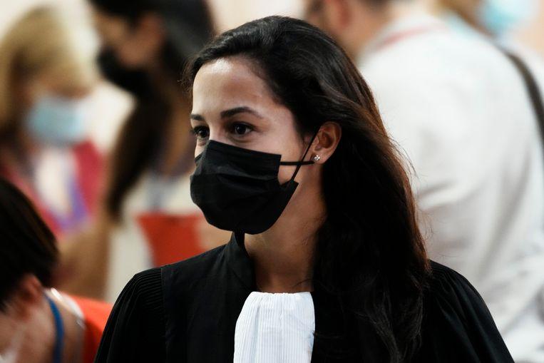 Olivia Ronen is de nieuwe advocaat van Abdeslam. Beeld AP