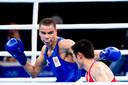 Lacruz in actie op de Spelen van Rio, in de zomer van 2016.