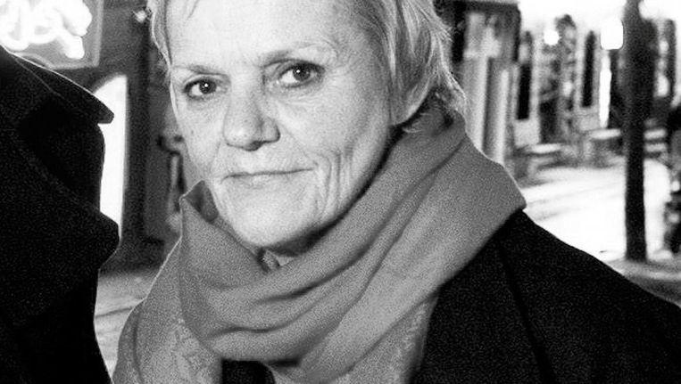 Thérèse van der Helm in 2008. Beeld Klaas Fopma