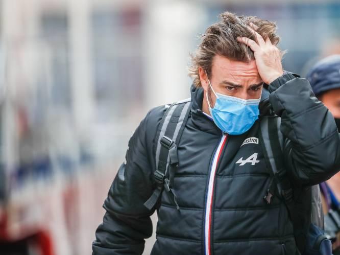 """Onze F1-watcher ziet hoe Alonso aan zichzelf begint te twijfelen: """"Hij vindt geen snelheid meer in de auto"""""""