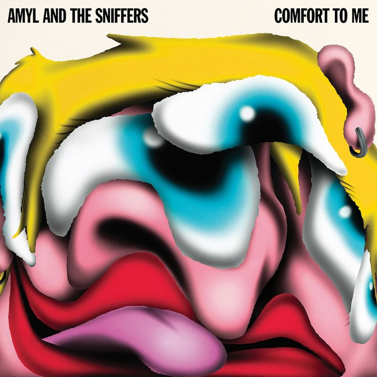 Comfort to me Beeld Amyl and the Sniffers
