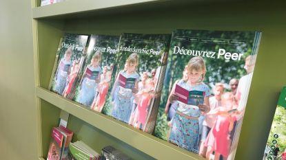 Nieuwe toeristische brochure verzamelt 77 Peerse belevingen