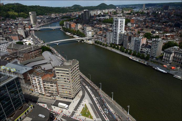 De Maas in Luik