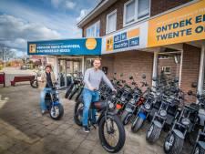 Lossernaar Pim Naafs begint met verhuur van e-bikes: 'Het is nu of nooit, na corona gaat het helemaal los'