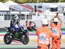 Spanning om te snijden in MotoGP: weer nieuwe winnaar