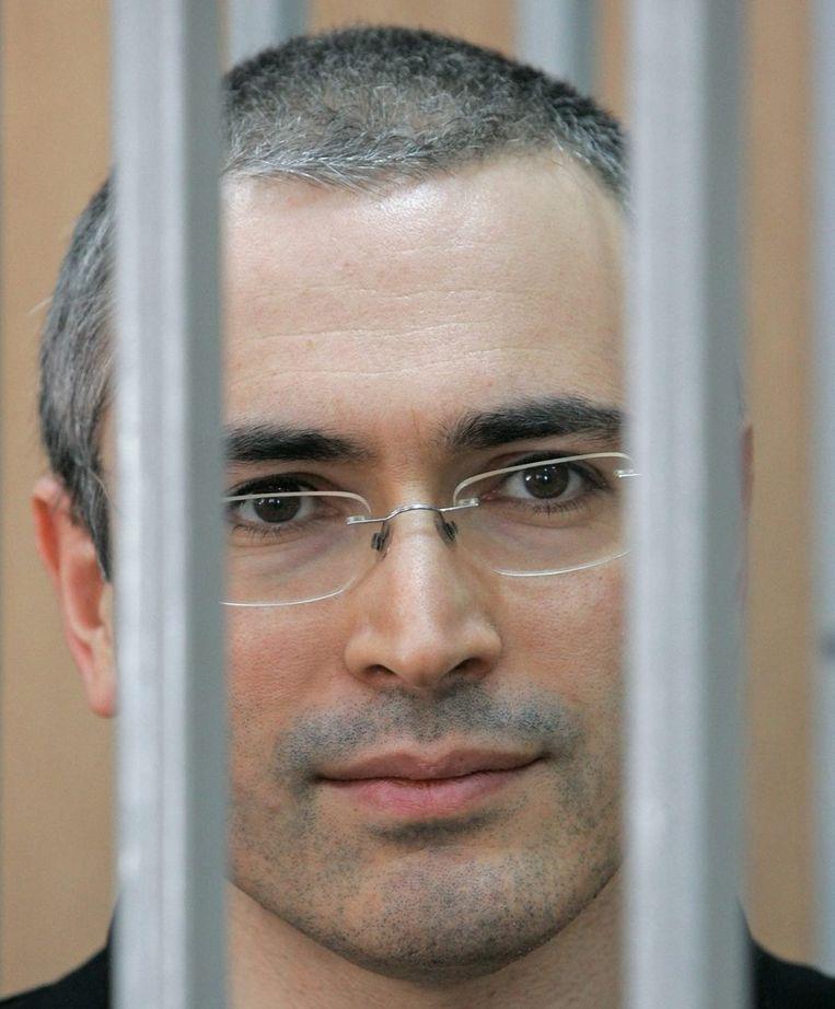 Michail Chodorkovski. © ANP Beeld