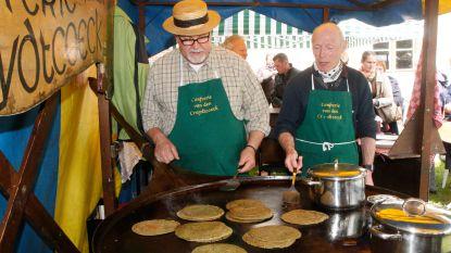 Begijnhoffeesten bakken weer kruidige pannenkoeken