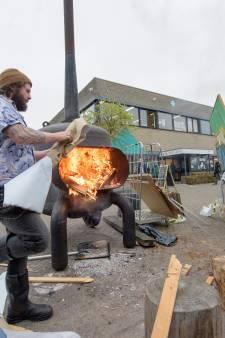 Kunstverbranding tijdens DDW op Sectie C zorgt voor gefronste wenkbrauwen