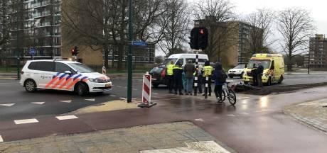 Scooterrijder gewond bij aanrijding in Veenendaal
