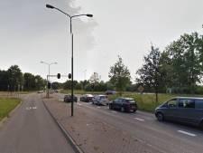 Eenrichtingsverkeer op deel Groene Zoom in Leusden