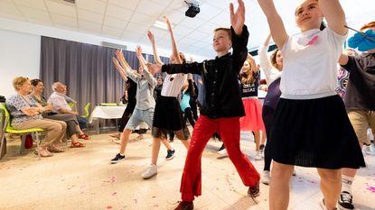 Leerlingen organiseren Eurosong Festival