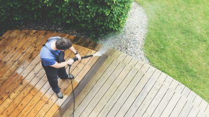 Buitenkant van je huis schoonmaken in tijden van corona: microbioloog en poetsexperte geven advies