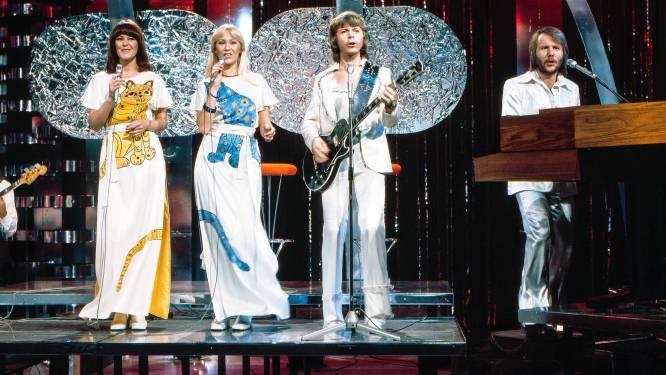Le groupe mytique ABBA de retour grâce au numérique