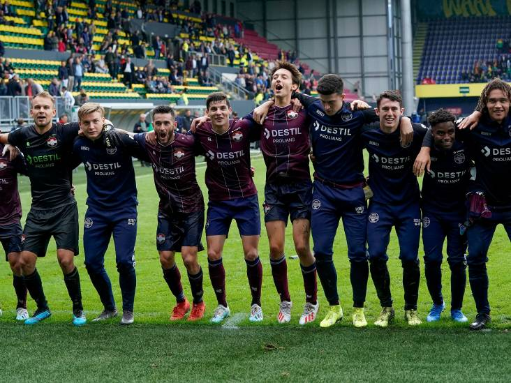 Willem II vestigt clubrecord in uitduels