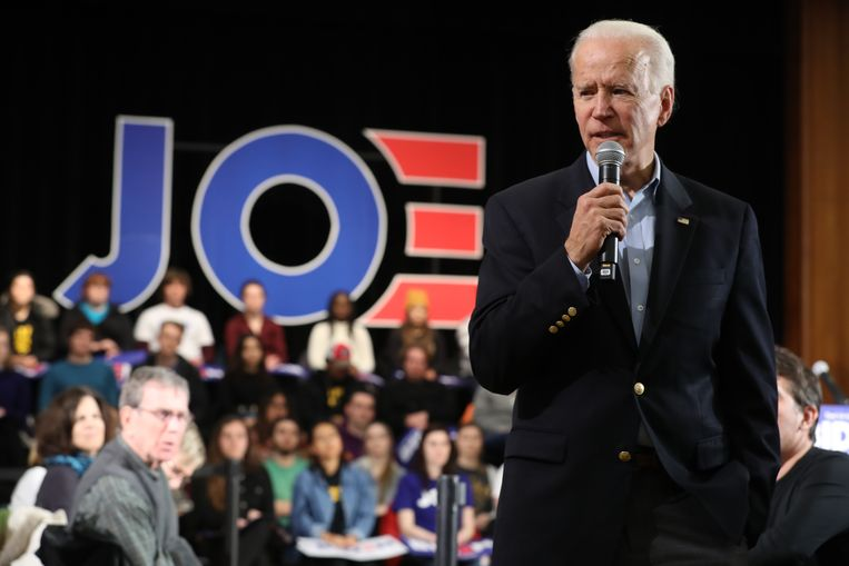 Joe Biden. Beeld Getty Images