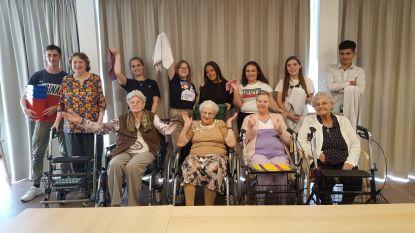 Leerlingen Sint-Laurens organiseren rolstoelcarwash