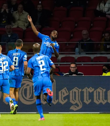 Riechedly Bazoer, Kop van Jut en knuffelbeer Vitesse: Ik wil zó graag winnen. Soms vergeet ik mijzelf dan