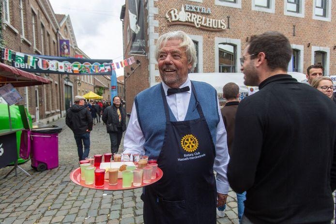 De Hasseltse Jeneverfeesten gaan dit najaar opnieuw door, maar er zal geen kelnerwedloop plaatsvinden.