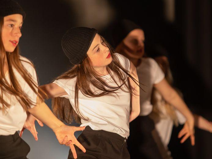 De dansers van Terpsichore