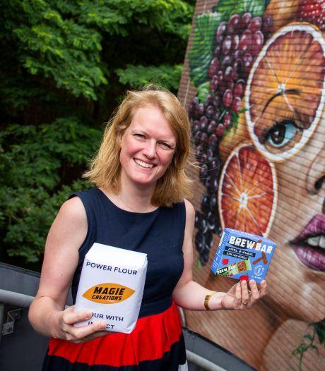 Madeleine verwerkt biergraan in koekjes, bloem en pasta: 'Grondstof nog efficiënter en dus duurzamer inzetten'