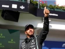 Hamilton en pole position en Hongrie, en route vers une 100e victoire