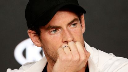"""Andy Murray opnieuw geopereerd aan heup: """"Hopelijk is dit het einde van mijn pijn"""" - België ontmoet in Fed Cup een Frankrijk op volle sterkte"""