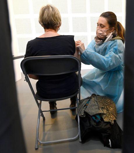 """La Wallonie entame la phase """"grand public"""" de la vaccination ce lundi"""