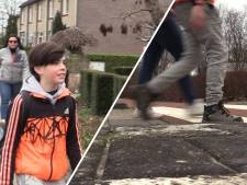 Levi (12) loopt 163 kilometer naar oma en haalt geld op voor Ouderenfonds: 'Mijn oma is heel erg trots'