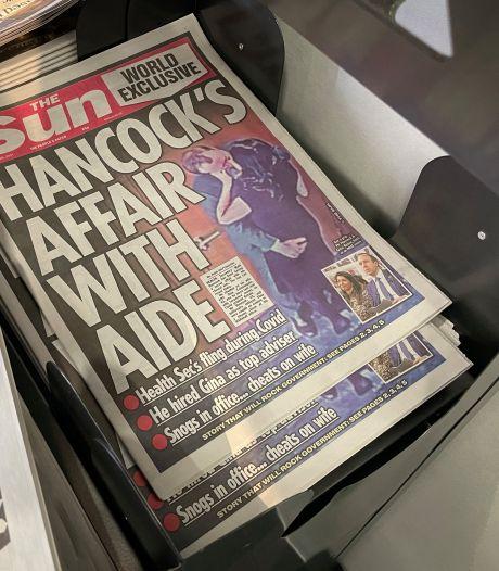 Britse gezondheidsminister Hancock stapt op na rel rond breken coronaregels