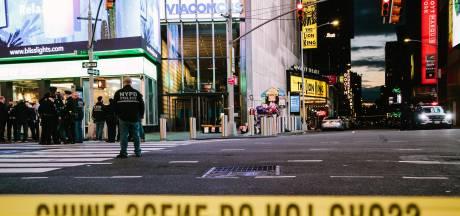 Winkelend publiek beschoten op Times Square, ook 4-jarig meisje gewond